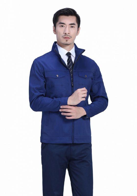 藏蓝+深裤