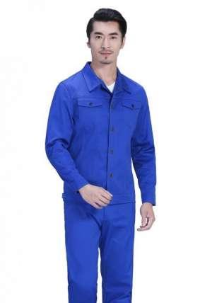 工作服的护色方法
