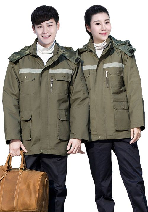 工装棉衣外套制定需要注意的事项!