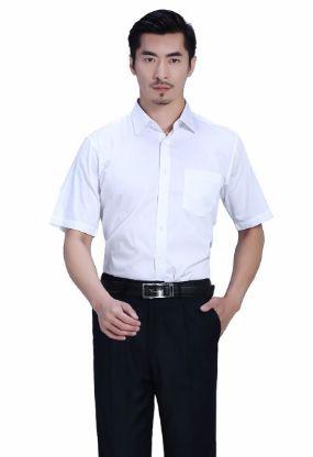 懒人的定做衬衫搭配方法